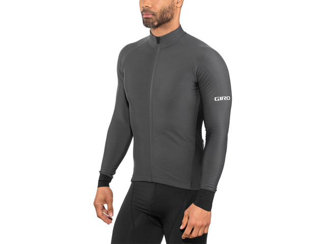 Giro Chrono LS Thermal - Maillot manches longues Homme - noir